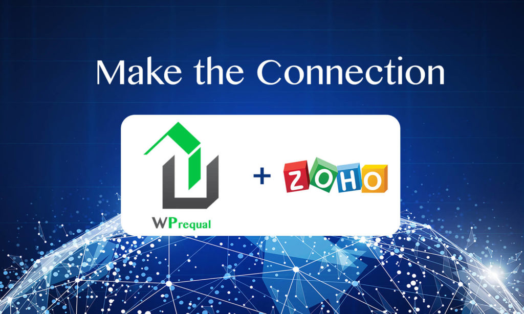 Connect API + Zoho CRM